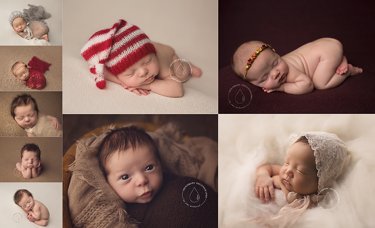 Dewdrops photography complete newborn workshop new jersey auburn newborn photographer