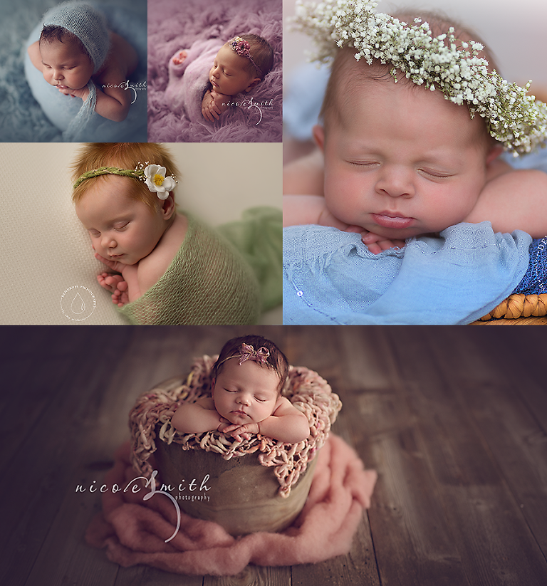 We will cover everything you could possibly need to know about newborn photography and have a few laughs in the
